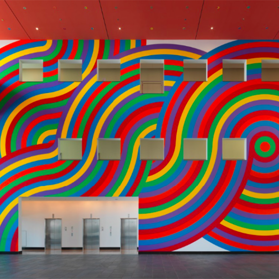 Sol LeWitt Swiss RE